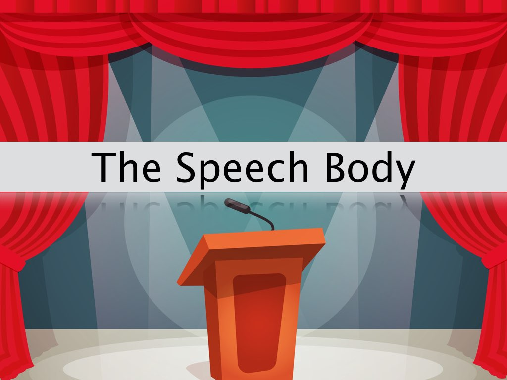 The Speech Body