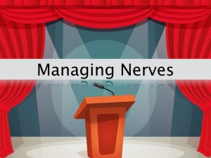 Essential Public Speaking Managing Nerves