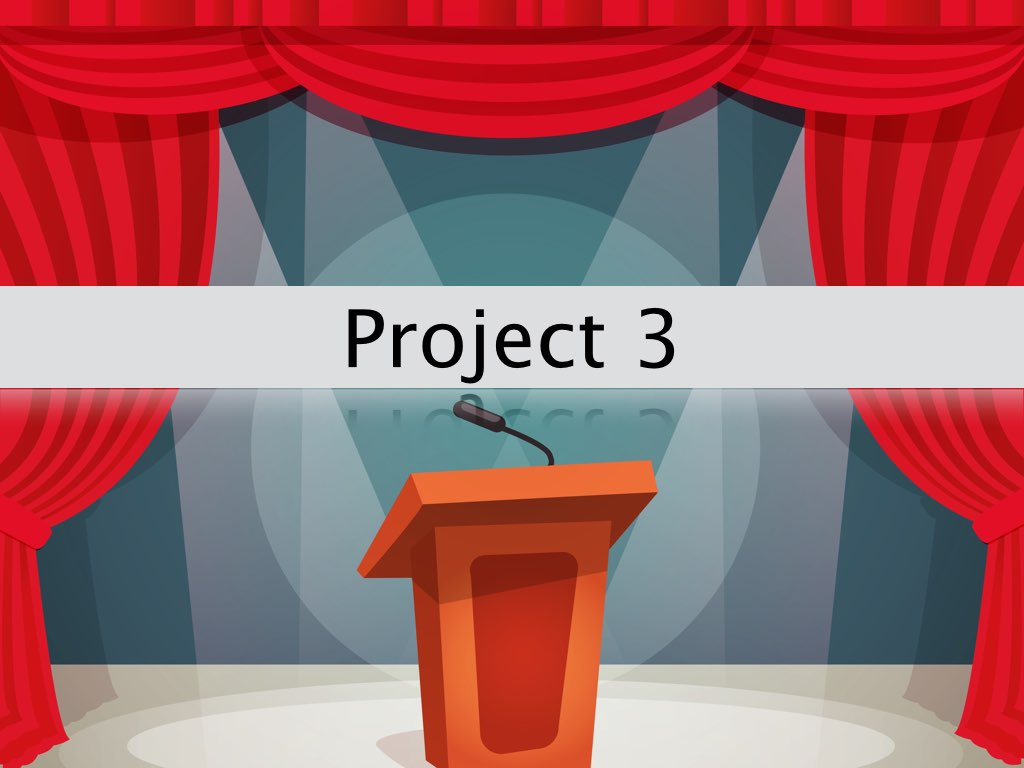 Essential Public Speaking Project Three