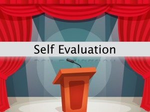Essential Public Speaking Self Evaluation